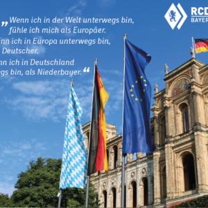 Postkarte Bayern (50 Stück)