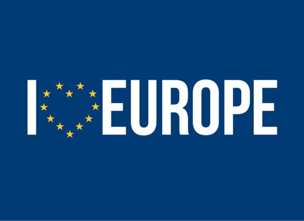 Sticker Europe (10 Stück)